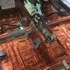マツダ2・mazda2の防音デッドニング施工・フロア~ラゲッジ・リアタイヤハウス