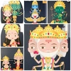 仏教に帰依するヒンドゥー教の神々!9神が集まる交差点(1)