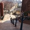 【新潟市・中央区】ドッペリ坂を散歩してきました。映画「ストロボ・エッジ」を思い出します^^