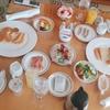 レポ/FTW翌日:朝食(ルームサービス)