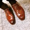 本日の革靴 エドワードグリーン ドーバー