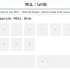 開発日記vol.6:Google_MaterialDesignLiteを使ってみる。