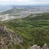 札幌近郊で絶景登山@銭函天狗山