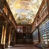 【ドイツ&チェコ】ストラホフ修道院の世界一美しい図書室