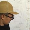 ダンボールで帽子を作ってみた