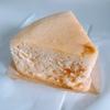 「パティスリーミツヤ」のチーズケーキ