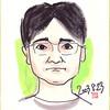 街角の似顔絵描きコレクション 1/8