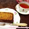 【王道の英国菓子】キャロットケーキに合う紅茶