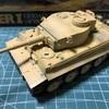 TAMIYA 1/48 ドイツ陸軍 重戦車 タイガーI 初期生産型 製作記 PART3