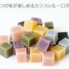 「ogi cube」可愛らしくて美味しくて素敵な羊羹(みつばや小城羊羹製造本舗)