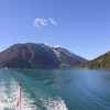 オーストリア・ドイツ旅行(3) アッヘン湖(2018.09.25)