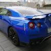 日産GT-Rを試乗してみました in 横浜