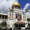 シンガポールにもモスクがあるのだ!存在感ある「サルタン・モスク」
