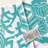 【滋賀】長浜城歴史博物館のミュージアムショップにある家紋入り手ぬぐい