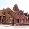 Wat Sowann Thamareach プノンペン中心地から北西方向1時間以内の仏教寺院2−1。