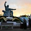 長崎71回目の原爆の日 首相「非核三原則を堅持」