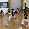 ファンクショナルトレーニングの5 大原則に適う、空手の型稽古