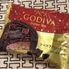 【コンビニ】GODIVA×Uchi Cafe ショコラアイスクリーム ロールケーキ