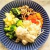 野菜たっぷり!今週の作り置き14品&ダイエットサラダランチNo.18