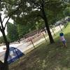 舎人公園じゃぶじゃぶ池(足立区)ママ目線の子供の遊び場・公園情報
