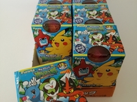 チョコエッグ「ポケモン」サン&ムーン「PART2」のレビュー。待望の第2弾!箱買いしたらシークレット引けた!