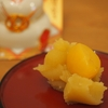 おせち料理の栗きんとんをつくって(I tried to make Kuri-kinton, a new year dish)