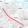 横浜の川を歩く9 消えた川