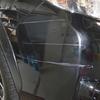 スバルXV(フロントバンパー)キズ・ヘコミの修理料金比較と写真 初年度H24年、型式GP7