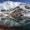 旭岳の白銀