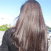 レフィーネ髪美人さん:染まりあがりもよく大満足