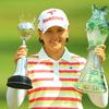 【茂木宏美】39歳のママさんゴルファー、ツアー撤退を表明