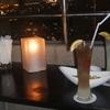 スリーシックスティー(ミレニアムヒルトンホテルの32F)とタイ国際航空機内食-タイの旅(2011年10月)パート17