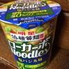 明星のカップラーメン「低糖質麺」ローカーボNoodlesを食べてみた