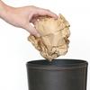 ゴミはゴミを呼ぶ。「1週間で8割捨てる技術」レタスクラブ版を読んで今日は紙ものの断捨離。