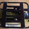クロスカブ50 GIVI リアボックスを取り付け。