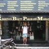 現役美容師がインドネシア・バリ島の『魔女』がいる美容室に行ってきた