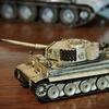 タイガータンク・ドイツレベル社 1/72 〜 アフリカ、チュニジア 1942-43