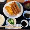 🚩外食日記(752)    宮崎ランチ   「おさかな料理」★17より、【海老フライ定食】‼️