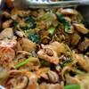 鶏肉と野菜ときのこのガーリックソテー