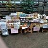 芦原橋アップマーケットに出店しました