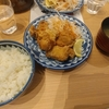 大手町【地産十八番】鶏の唐揚げ定食 ¥780