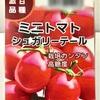 激甘ミニトマト シュガリーテールの栽培・収穫。ベランダ菜園