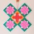 2018/03/27「折り紙の壁飾り No.3 & No.4」
