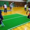 名古屋市体育館バウンドテニス教室 第1回