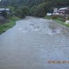 今朝の河川状況