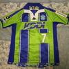 ユニフォーム その93 湘南ベルマーレ 2000年シーズン 1st用 半袖 阿部良則