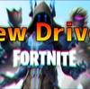 Fortnite New Driver 2004verサポート