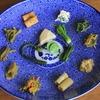 肴の山菜料理 『採れたての山菜達』