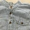 古着屋で見つけたZARAのキッズシャツ♪