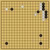 AlphaGo対AlphaZeroの棋譜17